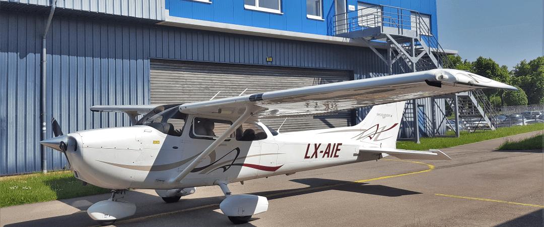 Flight School – Luxembourg Flight Training Academy